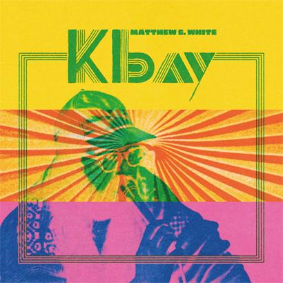 """Album-Cover von Matthew E. White – """"K Bay""""."""