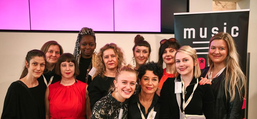 Music Women* Germany: Relaunch der digitalen Plattform für Musikfrauen*