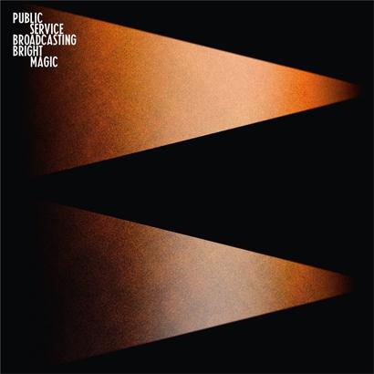 "Album-Cover von Public Service Broadcasting – ""Bright Magic"""
