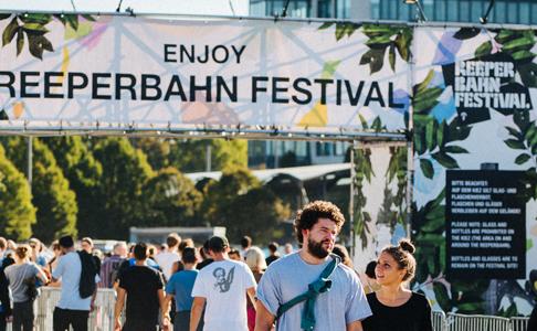 Reeperbahn Festival Podcast #14: Doors Open