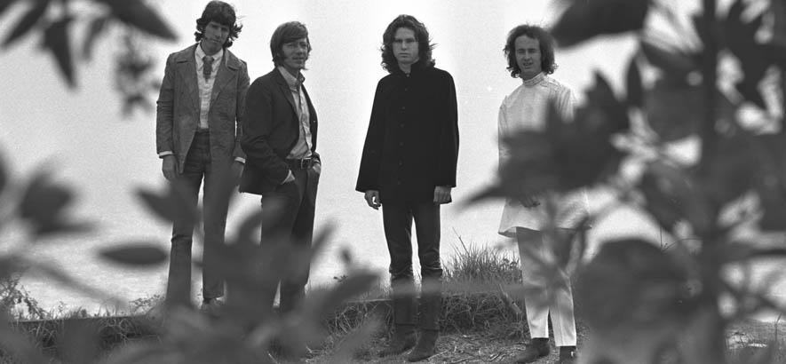 """50. Todestag von Jim Morrison: """"Runnin' Blue"""" von The Doors"""