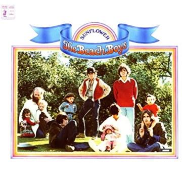 """Albumcover von The Beach Boys – """"Sunflower"""", eines der besten Dreampop-Alben aller Zeiten"""