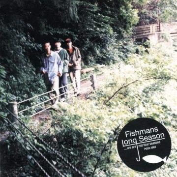 "Albumcover von Fishmans–""LongSeason""(1996)"