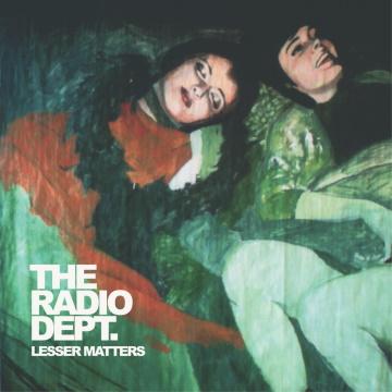 "Albumcover von TheRadioDept.–""LesserMatters""(2003)"