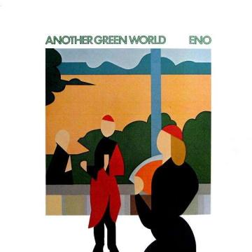 """Albumcover von Brian Eno – """"Another Green World"""", eines der besten Dreampop-Alben aller Zeiten"""
