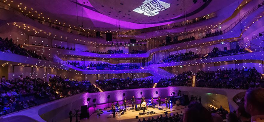 Foto der Elbphilharmonie