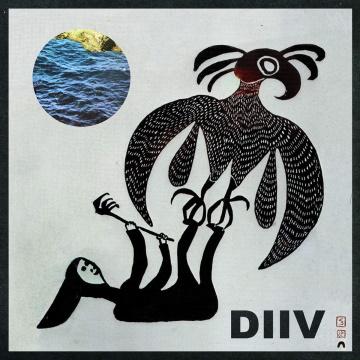 "Albumcover von DIIV–""Oshin""(2012)"