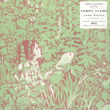 """Albumcover von CandyClaws–""""Ceres&Calypso In The Deep Times""""(2013)"""
