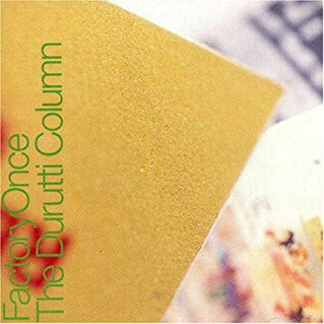 "Albumcover von The Durutti Column – ""The Return Of The Durutti Column"""