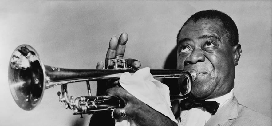 """Zum 50. Todestag von Louis Armstrong: """"Azalea"""""""