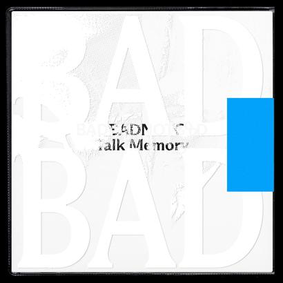 """Cover des Albums """"Talk Memory"""" von BadBadNotGood"""
