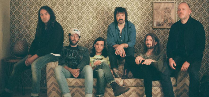 Foto der US-Band The War On Drugs, die ein neues Album angekündigt hat.