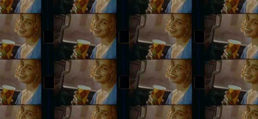 """Screenshot aus dem Video zu unserem heutigen Track des Tages """"All Of This"""" von Jorja Smith & GuiltyBeatz."""
