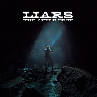 """Bild des Albumcovers von """"The Apple Drop"""" von Liars"""