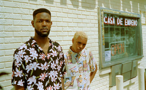 "Rap, Post-Punk, Kunstleder: ""Faux Leather"" von They Hate Change"