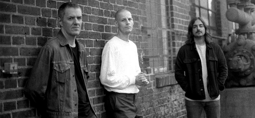 """Foto der Noise-Rock-Band Zahn, deren Musikvideo zum Track """"Aykroyd"""" heute Premiere bei ByteFM feiert."""
