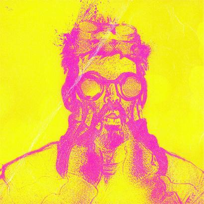"""Artwork der neuen Platte von Eels – """"Extreme Witchcraft""""."""