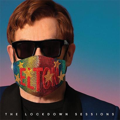 """Cover-Artwork von Elton John – """"The Lockdown Sessions"""""""