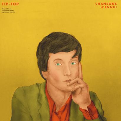 """Artwork zum Album von Jarvis Cocker – """"Chansons D'Ennui""""."""