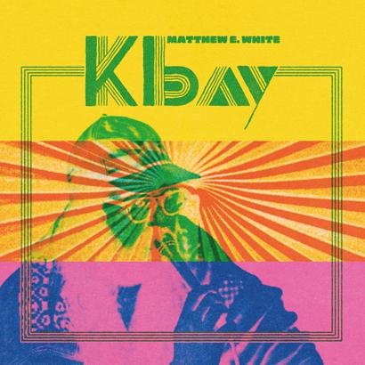 """Bild des Albumcovers von """"K Bay"""" von Matthew E. White, das unser ByteFM Album der Woche ist."""