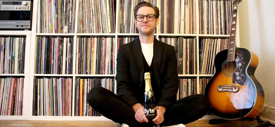 Zehn Fragen an: Matthes Köppinghoff (Champagne Supernova)