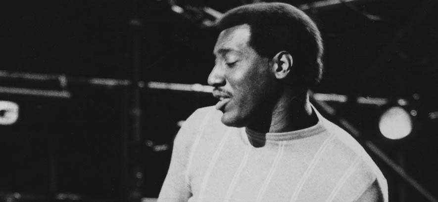 """Pressebild des Soul-Sängers Otis Redding, der heute vor 80 Jahren geboren Wurde. Sein Song """"Hard To Handle"""" ist heute unser Track des Tages."""