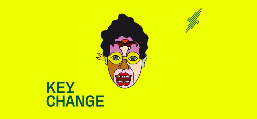 Foto der Initiative Keychange