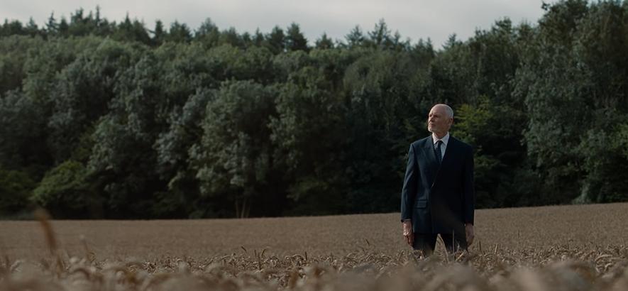 """Filmstill aus dem Musikvideo von Radiohead – """"If You Say The Word""""."""