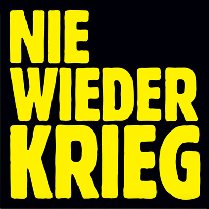 """Album-Cover von Tocotronic – """"Nie wieder Krieg""""."""