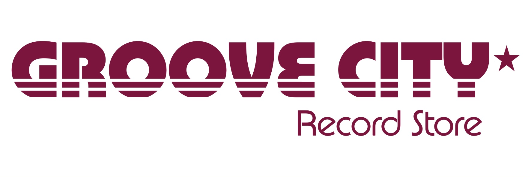 Logo Groove City Records