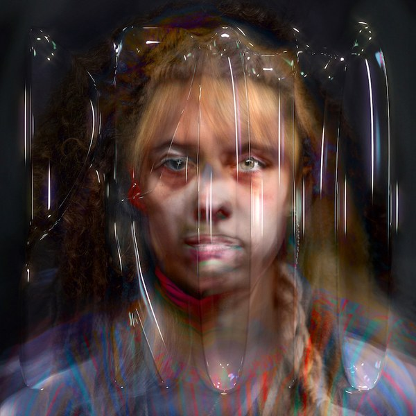 CD-Cover von Holly Herndon – Proto