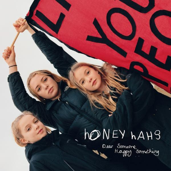 CD-Cover von Honey Hahs – Dear Someone, Happy Something