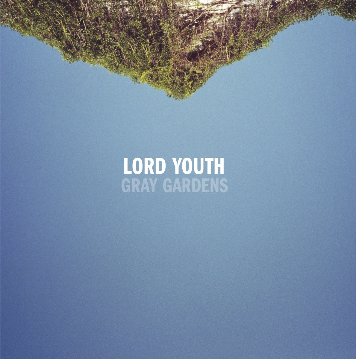 CD-Cover von Lord Youth – Gray Gardens