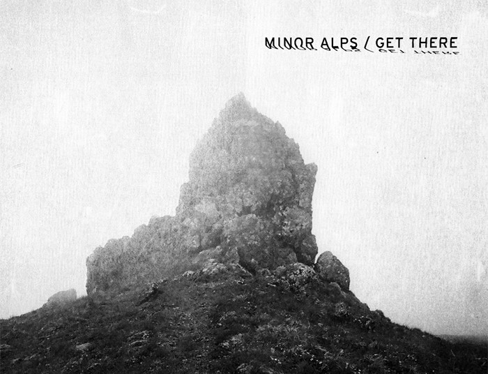 CD-Cover von Minor Alps – Get There