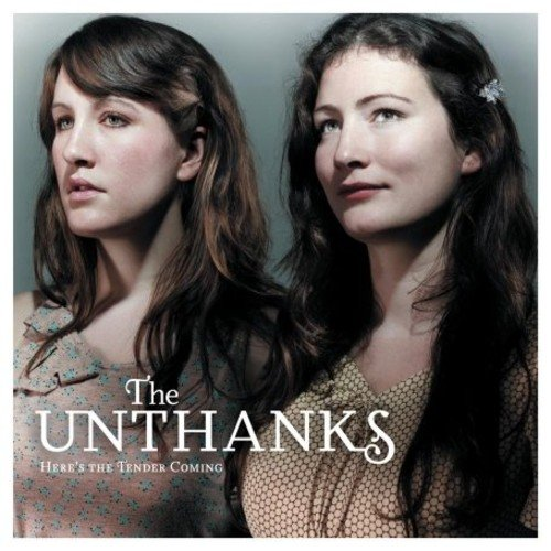 CD-Cover von The Unthanks – Here's The Tender Coming