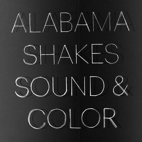 CD-Cover von Alabama Shakes – Sound & Color