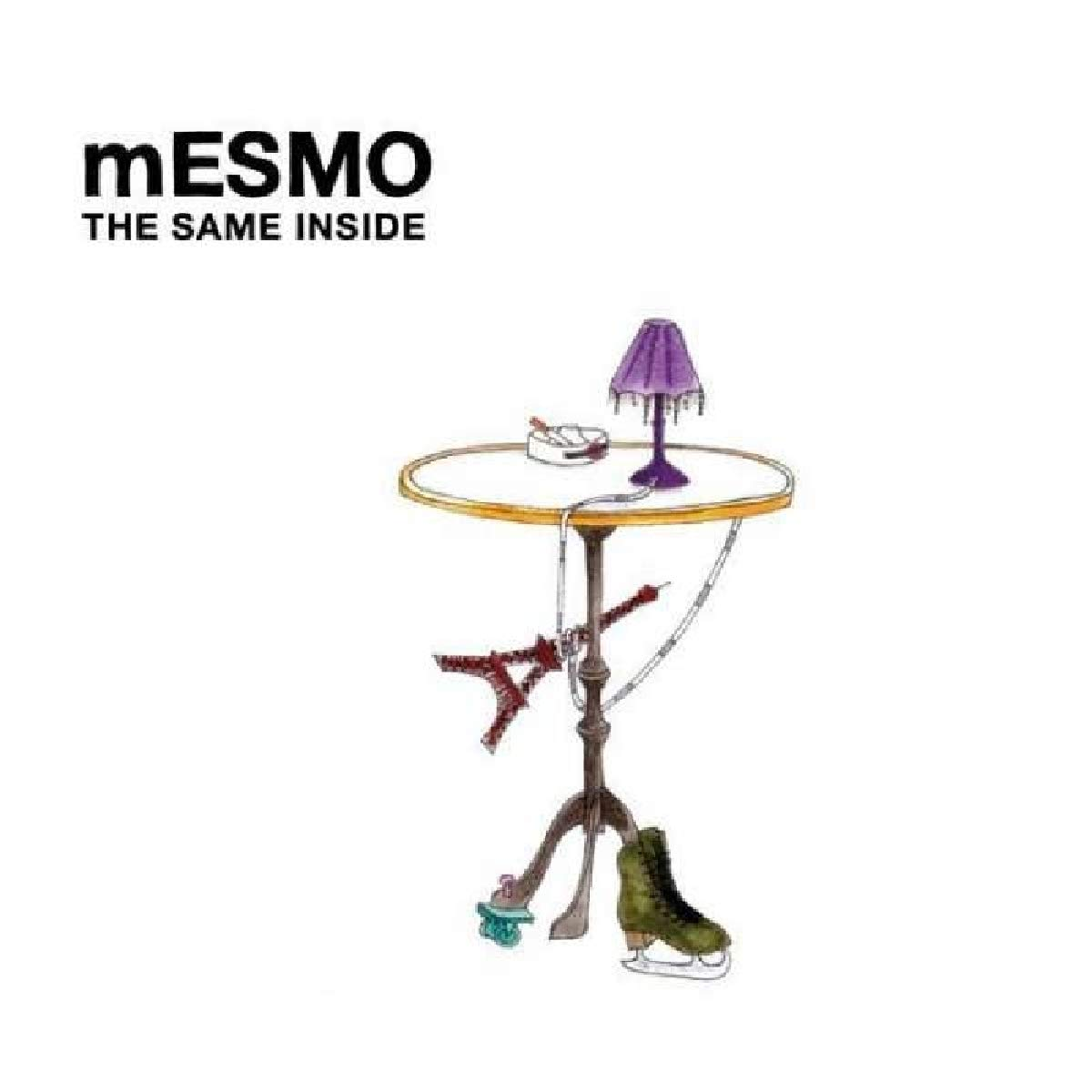 CD-Cover von Mesmo – The Same Inside