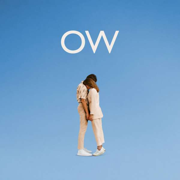 CD-Cover von Oh Wonder – No One Else Can Wear Your Crown