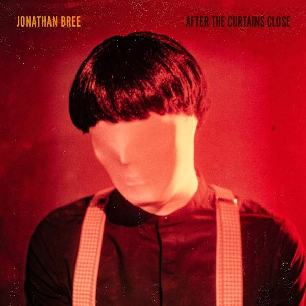 CD-Cover Jonathan Bree