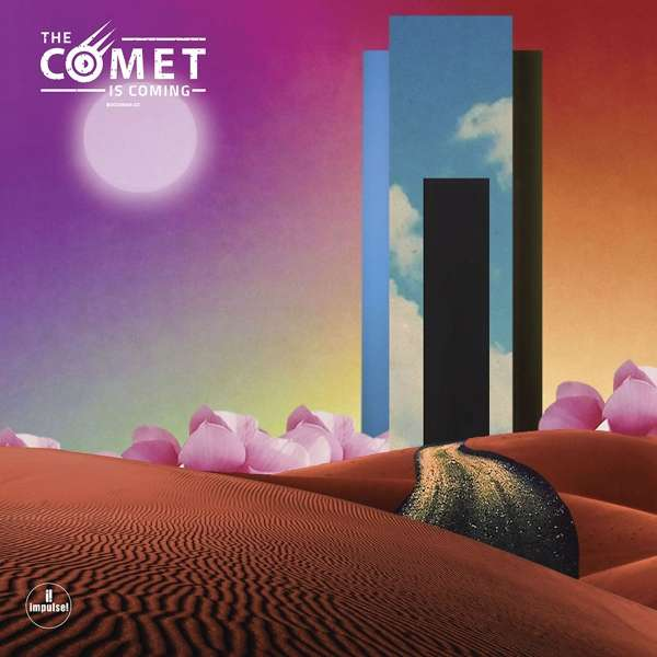 CD-Cover von The Comet Is Coming – Trust In The Lifeforce Of The Deep Mystery