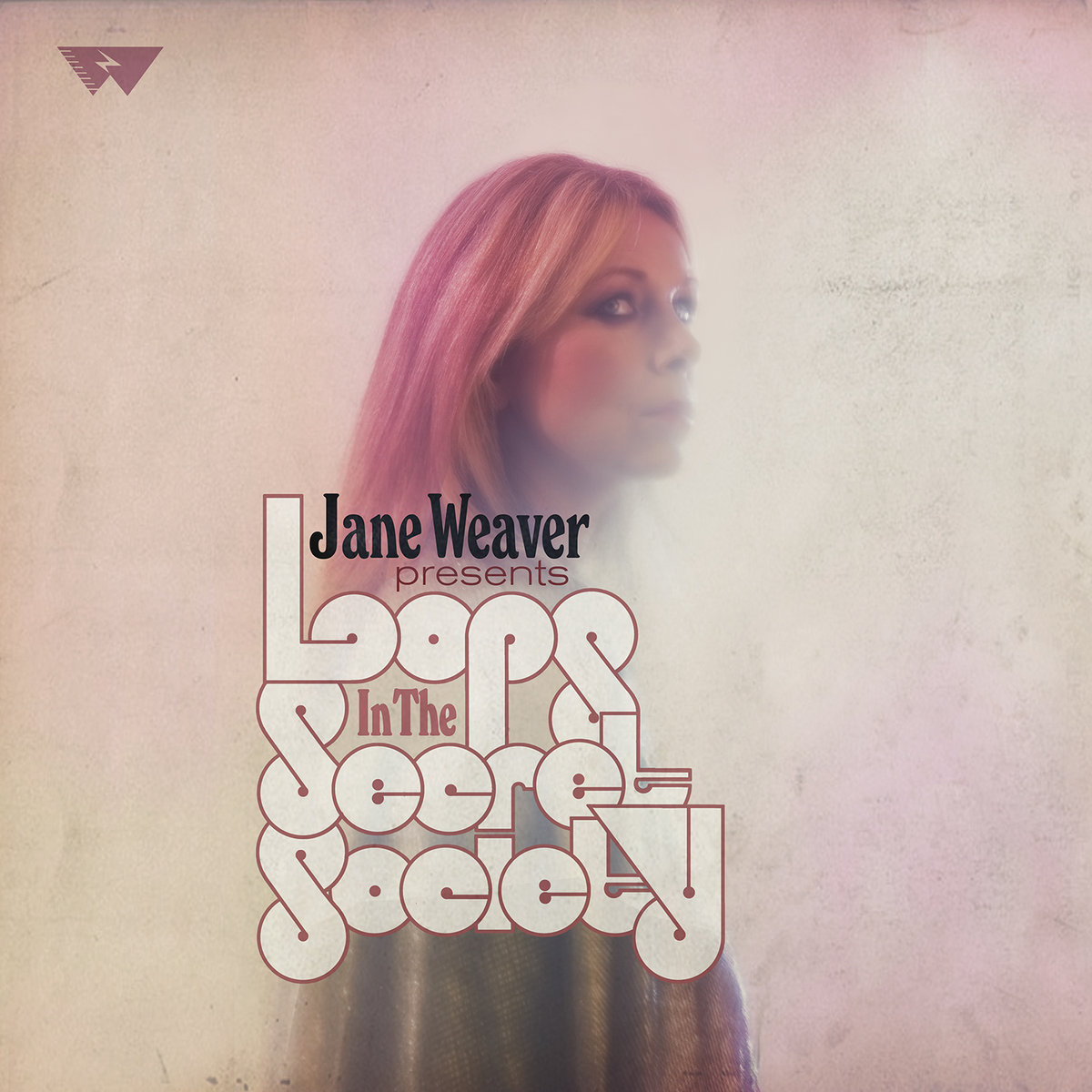 CD-Cover von Jane Weaver – Loops In The Secret Society (+ DVD)