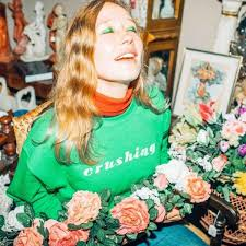 CD-Cover von Julia Jacklin – Crushing