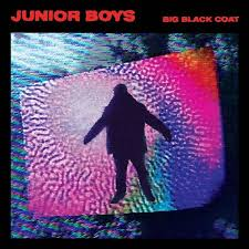 CD-Cover von Junior Boys – Big Black Coat