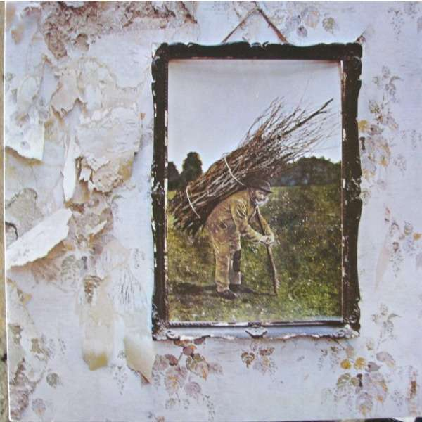 CD-Cover von Led Zeppelin – Led Zeppelin IV