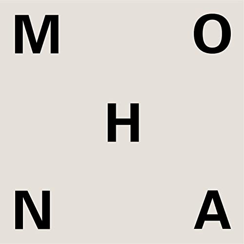 CD-Cover von Mohna – The Idea Of It