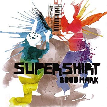 CD-Cover von Supershirt – 8000 Mark
