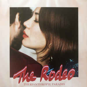 CD-Cover von The Rodeo – Therianthropie Paradis