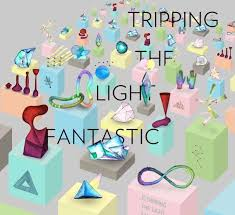 CD-Cover von Tripping The Light Fantastic – Is Tripping The Light Fantastic