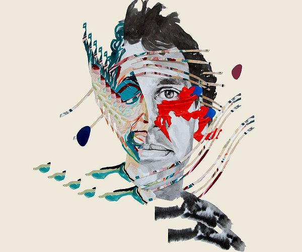 Let's get lost! - Animal Collective & Michael Kiwanuka