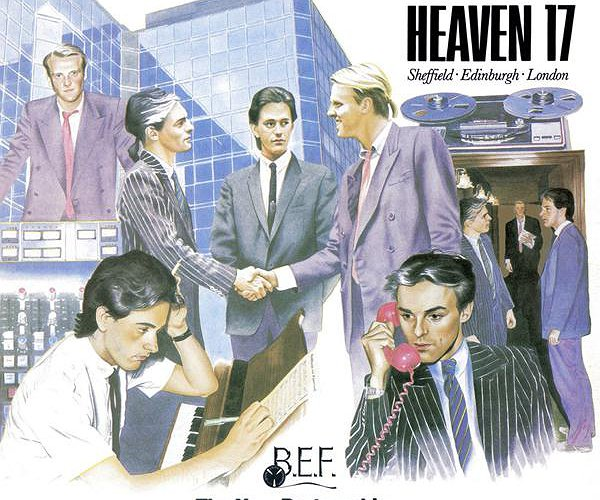 "School Of Rock - 35 Jahre Heaven 17s ""Penthouse And Pavement"""